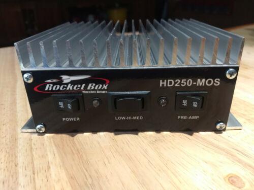 Rocketbox HD250 Black