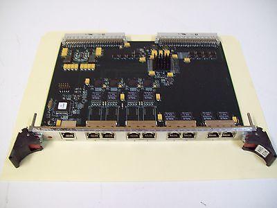 Ramix Ge Fanuc Rm943.10 Vme Layer 2 Unmanaged Gigabit Ethernet Switch - Nnp
