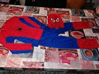 Spider-Man Kostüm Gr 128 ( Nr. 426 - Spider Man Kostüme