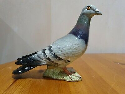Beswick Grey Pigeon - Model 1383 - Gloss