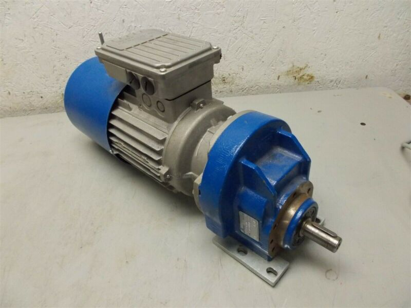 Motovario TBS8084 Motor With Gear Speed Reducer CH041M