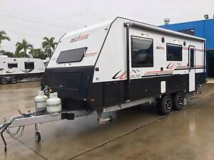 2016 21'6 NEXTGEN LUXLINE SEMI OFF-ROAD LUXURY ENSUITE CARAVAN Clontarf Redcliffe Area Preview