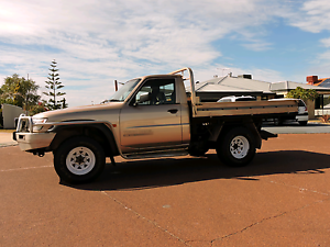 1999 TD42T GU Patrol COIL CAB . FACTORY TURBO DIESEL.  Must sell Perth Perth City Area Preview