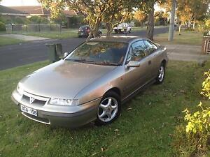 Holden Calibra 2 door and two other cars Altona Meadows Hobsons Bay Area Preview