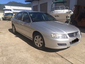 VZ Commodore 2006 automatic with Rwc Airlie Beach Whitsundays Area Preview