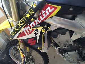 NEED GONE 2009 Suzuki RMZ 450