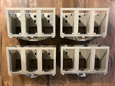 Vendstar 3000 Chassis Body Frame Lot Of 4 Bulk Candy Vending Machine Parts