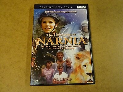DVD / THE CHRONICLES OF NARNIA -PRINCE CASPIAN & THE VOYAGE OF THE DAWN TREADER