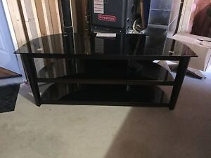 Two tv stands