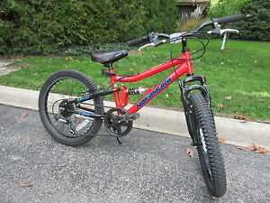 "Nakamura 20"" 6 speed mountain bike"