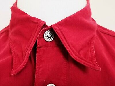Rare Vintage Versace V2 Classic in Burgundy/Maroon (Size Large)