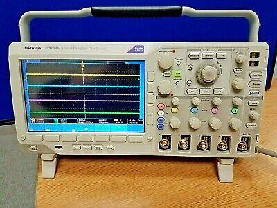 Tektronix Dpo3014 100 Mhz 4-ch Digital Phosphor Oscilloscope Ships From The Usa