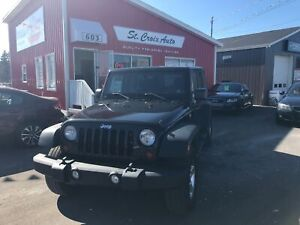 2013 Jeep WRANGLER UNLIMITED Sport Unlimited Loaded