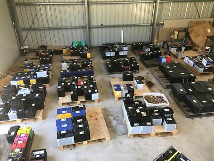 Reconditioned car batteries. Best quality, best price.