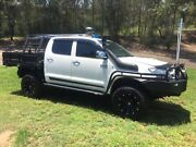 Hilux 4x4 sr5 fully equipped up for sale Revesby Bankstown Area Preview