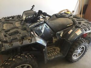 2013 sportsman 850 XP electronic steering for parts