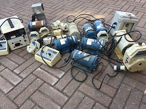 Masterflex peristaltic pumps, heads and controllers