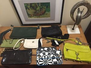 High end Purses, bags and hand bags