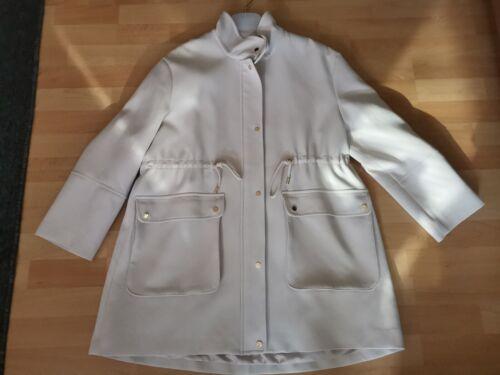 H&M Damen Mantel Größe S Beige