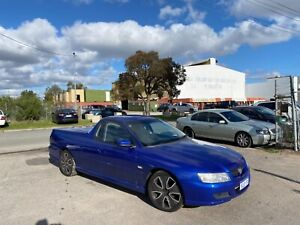 """VZ Holden Commodore Ute Manual """"FREE 1 YEAR WARRANTY"""""""