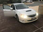 Subaru WRX MY11 AWD  Woodvale Joondalup Area Preview