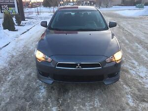 REDUCED 2009 Mitsubishi Lancer Gts certified