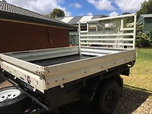 Land cruiser steel tray Aberfoyle Park Morphett Vale Area Preview