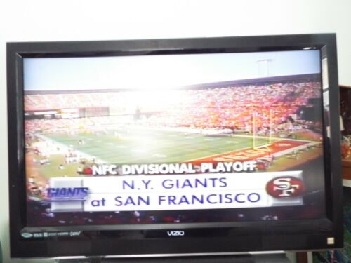 VHS Sold as Blank Giants vs 49ers 1993 Divisional Playoffs