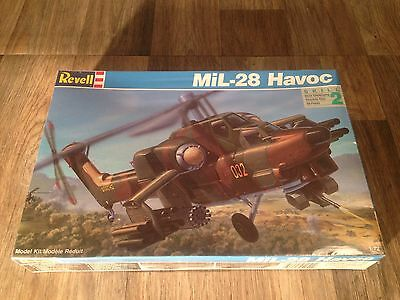 Mil Mi-28 Havoc Revell 4042- 1/72 Model Kit Sealed