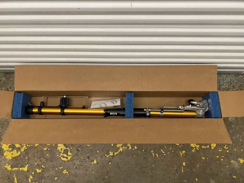 Brand New TapeTech EasyClean Automatic Drywall Taper 07TT