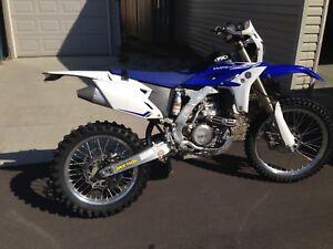 2013 WR 450
