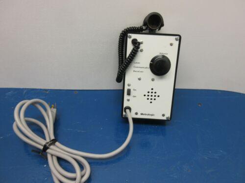 Metrologic laser Communicator  receiver