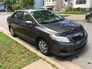 2010 Toyota Corolla - only 41457kms