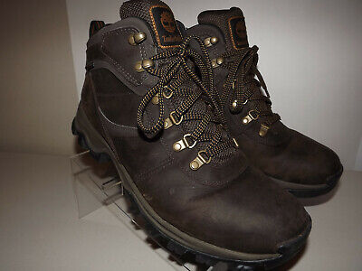 TIMBERLAND EARTHKEEPERS ANTI-FATIQUE BOOTS Leather MENS  SIZE 12  T816