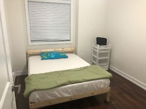 Furnished Bedroom in a Brand new house