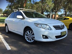 Toyota Corolla Ultima 2007 Enfield Burwood Area Preview