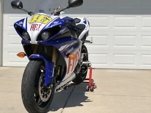 """2010 R1 Rossi """"Limited"""" Edition"""