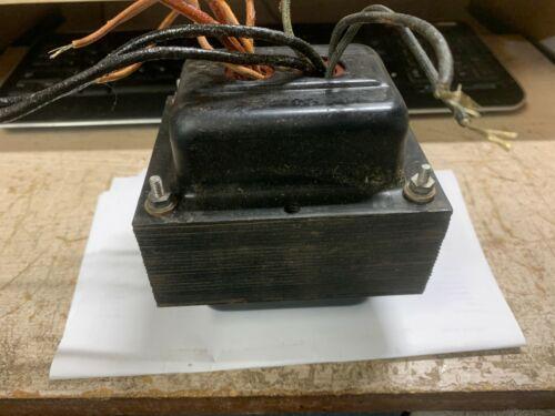 VINTAGE TUBE AMP POWER TRANSFORMER #11