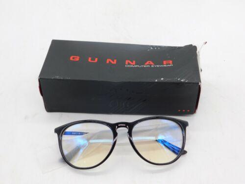 Gaming Glasses   Blue Light Blocking Glasses   Menlo/Onyx by Gunnar