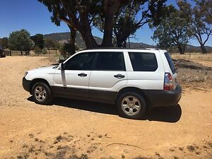 Subaru Forester - must sell Royalla Queanbeyan Area Preview