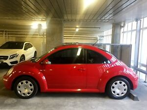Volkswagen Red Beetle In Excellent Condition