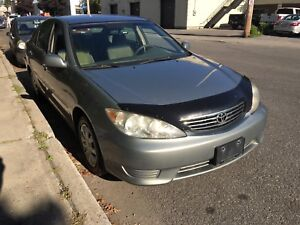 2005 Toyota Camry Safetied and E-Tested!