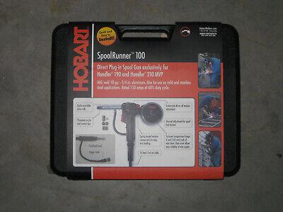 Hobart Spoolrunner 100 Direct Plug-in Spool Gun 300796. New. Free Sh