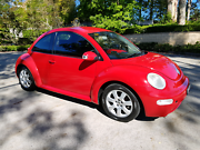 VW BEETLE 2005 Wamberal Gosford Area Preview