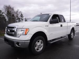 2013 Ford F-150 EcoBoost XLT SuperCab 6.5-ft. Bed 4WD