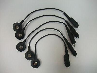 5pcs Oscilloscope Scope Probe Ground Lead For Tektronix P6139a P6138a P6137