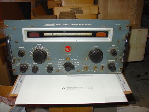 RCA Radiomarine AR-8516 Receiver (80 Kc- 30 Mc) Used Working - A Gem of a Radio