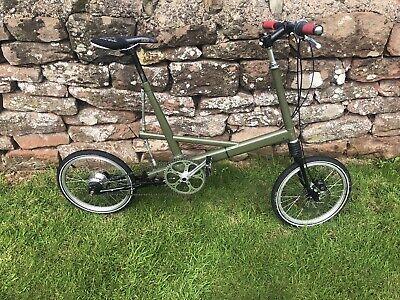 Moulton F Frame Bicycle