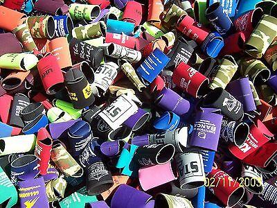 500 Can Koozie Wholesale Lot Misprint Over run Koozie Beer Bottle Holders