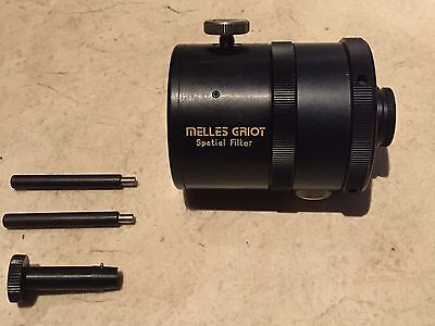 Melles Griot Spatial Filter